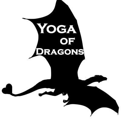 yoga of dragons logo